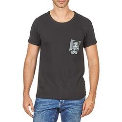 Odjeća Muškarci  Majice kratkih rukava Eleven Paris WOLYPOCK MEN Crna