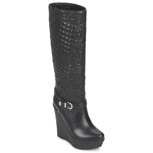 Obuća Žene  Čizme za grad Versace DSL909R Crna