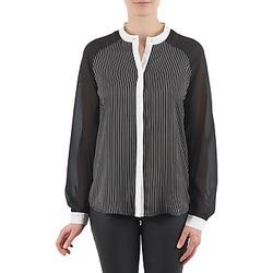 Odjeća Žene  Košulje i bluze Manoukian RAGANE Crna