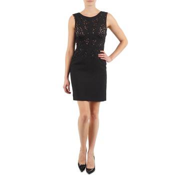 Odjeća Žene  Kratke haljine Manoukian EILEEN Crna