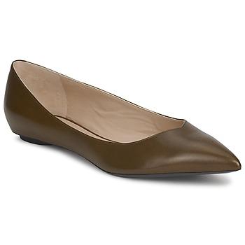 Obuća Žene  Balerinke i Mary Jane cipele Marc Jacobs MALAGA Taupe
