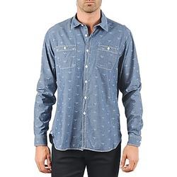 Odjeća Muškarci  Košulje dugih rukava Barbour LAWSON Blue