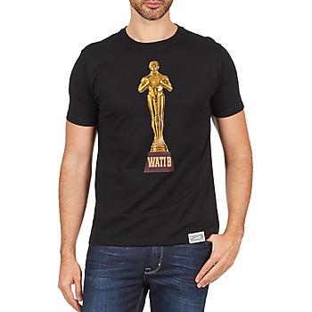 Odjeća Muškarci  Majice kratkih rukava Wati B TSOSCAR Crna