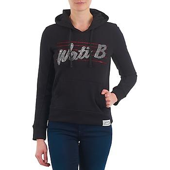 Odjeća Žene  Sportske majice Wati B BAMAKO Crna