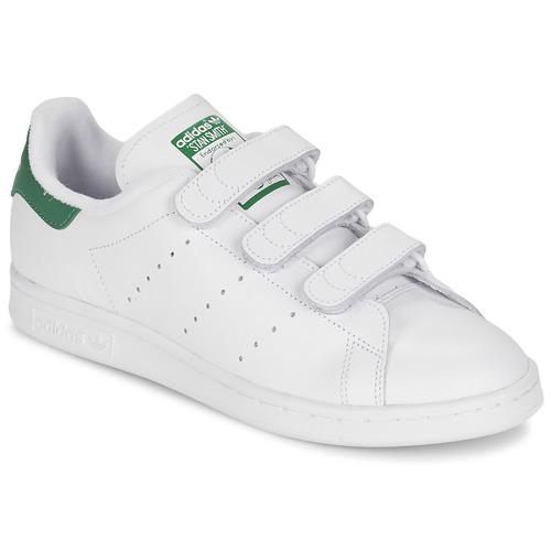 Obuća Niske tenisice adidas Originals STAN SMITH CF Bijela / Zelena