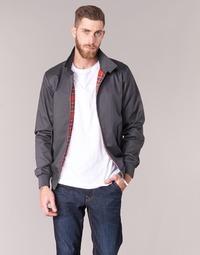 Odjeća Muškarci  Kratke jakne Harrington HARRINGTON PAULO Siva