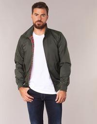 Odjeća Muškarci  Kratke jakne Harrington HARRINGTON PAULO Kaki