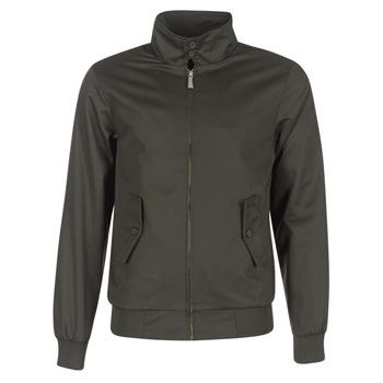 Odjeća Muškarci  Kratke jakne Harrington HARRINGTON PAULO Khaki