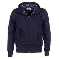 Odjeća Muškarci  Kratke jakne Harrington HARRINGTON HOODED Blue