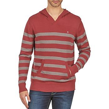 Odjeća Muškarci  Sportske majice Nixon MCKOY SWEATER MEN'S Bordo