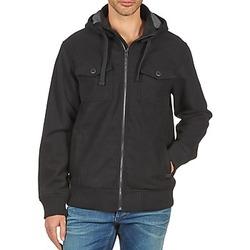 Odjeća Muškarci  Kratke jakne Nixon CAPTAIN JACKET III Crna