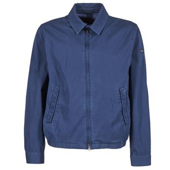 Odjeća Muškarci  Kratke jakne Hackett CLASSIC BLOUSON Blue
