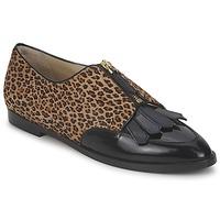 Obuća Žene  Derby cipele Etro EBE Crna / Bež