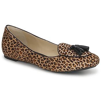 Obuća Žene  Balerinke i Mary Jane cipele Etro EDDA Crna / Smeđa / Bež