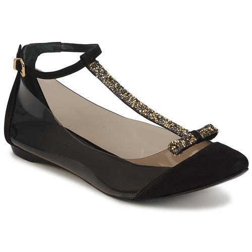 Obuća Žene  Balerinke i Mary Jane cipele Schutz OLIMOP Crna