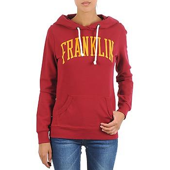 Odjeća Žene  Sportske majice Franklin & Marshall TOWNSEND Red