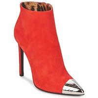 Obuća Žene  Gležnjače Roberto Cavalli WDS213 Red