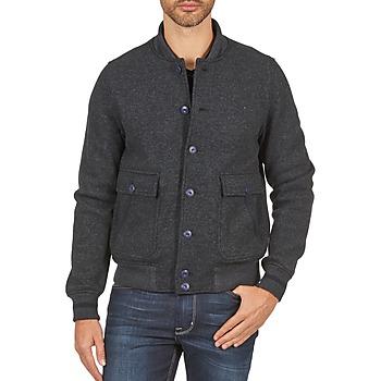 Odjeća Muškarci  Kratke jakne Façonnable DOBLERA Siva