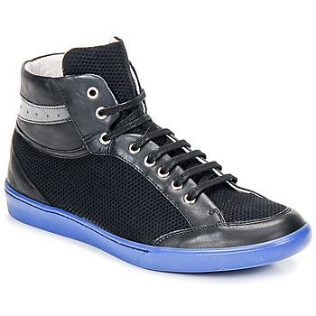 Obuća Muškarci  Visoke tenisice Swear GENE 3 Crna / Modrá