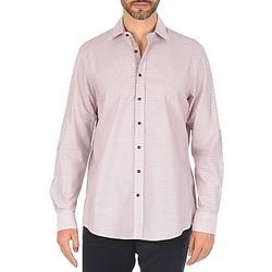 Odjeća Muškarci  Košulje dugih rukava Hackett MULTI MINI GRID CHECK Multicolour