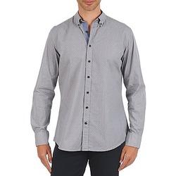 Odjeća Muškarci  Košulje dugih rukava Hackett MEDALLION MULTI BD Blue
