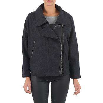 Odjeća Žene  Kratke jakne Color Block 3222271 Crna