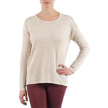 Odjeća Žene  Puloveri Color Block 3265194 Bež