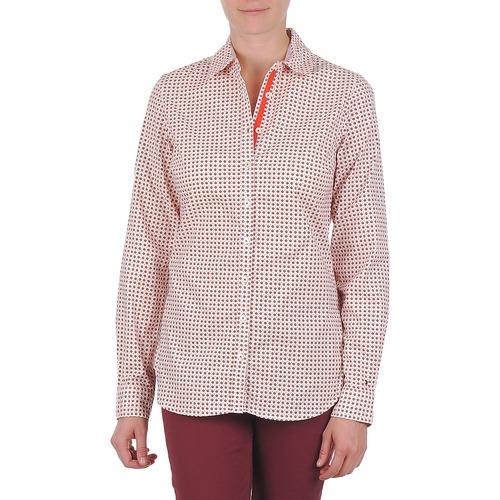 Odjeća Žene  Košulje i bluze Tommy Hilfiger CARYN Narančasta