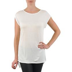 Odjeća Žene  Majice kratkih rukava La City TS CROIS D6 Bijela