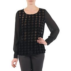 Odjeća Žene  Topovi i bluze La City ML FLOCK P Crna