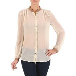 Odjeća Žene  Košulje i bluze La City O CHEM LV Krem boja