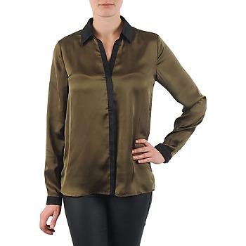 Odjeća Žene  Košulje i bluze La City O CHEM PATTE Kaki / Crna