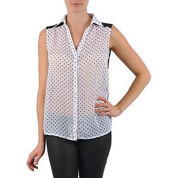 Odjeća Žene  Košulje i bluze La City O DEB POIS Bijela