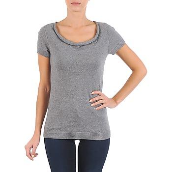 Odjeća Žene  Majice kratkih rukava La City PULL COL BEB Siva