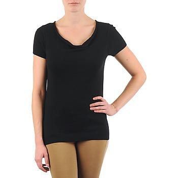 Odjeća Žene  Majice kratkih rukava La City PULL COL BEB Crna
