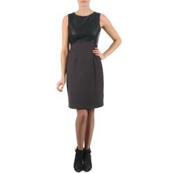 Odjeća Žene  Kratke haljine La City RTANIA Crna / Siva