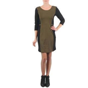 Odjeća Žene  Kratke haljine La City ROKAMIL Kaki / Crna