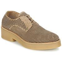 Obuća Žene  Derby cipele Now TORAL Smeđa