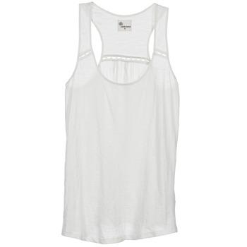 Odjeća Žene  Majice s naramenicama i majice bez rukava Stella Forest ADE005 Bijela