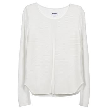 Odjeća Žene  Puloveri American Retro GEMMA Bijela