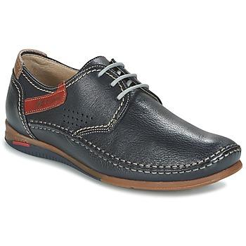 Obuća Muškarci  Derby cipele Fluchos CATAMARAN Blue