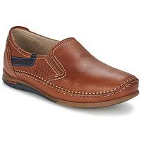 Obuća Muškarci  Slip-on cipele Fluchos CATAMARAN Smeđa
