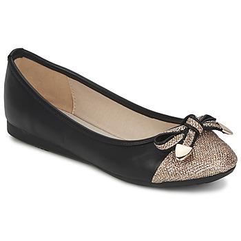 Obuća Žene  Balerinke i Mary Jane cipele Moony Mood EDAK Crna