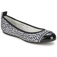 Obuća Žene  Balerinke i Mary Jane cipele Bikkembergs BASAR 910 Crna / Bijela