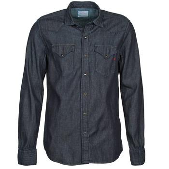 Odjeća Muškarci  Košulje dugih rukava Replay M4860N Siva