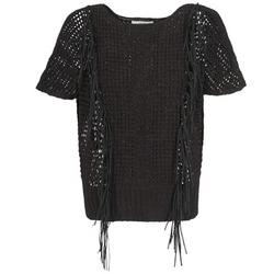Odjeća Žene  Puloveri Gaudi SILENE Crna