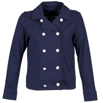 Odjeća Žene  Jakne i sakoi Petit Bateau FLORINE Blue