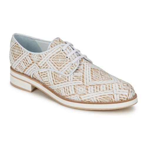 Obuća Žene  Derby cipele Stéphane Kelian HUNA 7 Bijela