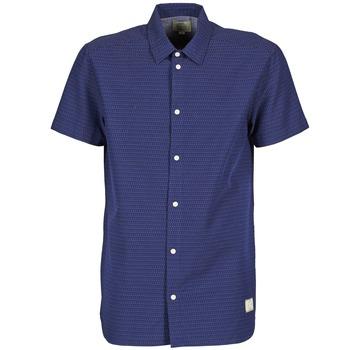 Odjeća Muškarci  Košulje kratkih rukava Suit DAN S Blue
