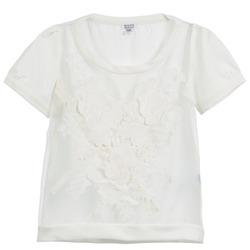 Odjeća Žene  Topovi i bluze Brigitte Bardot BB44160 Ivory